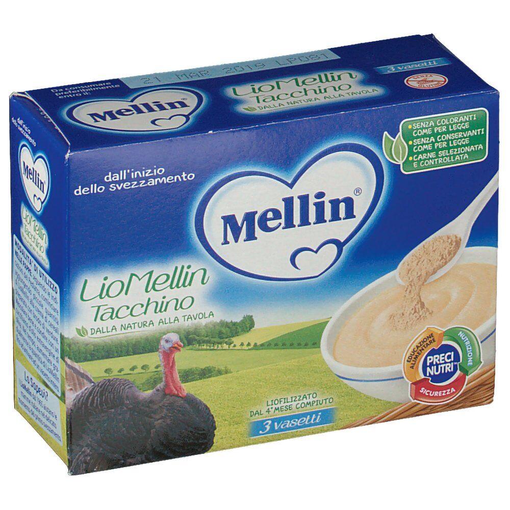 Mellin SpA Mellin® LioMellin al Tacchino 30 8000050547007