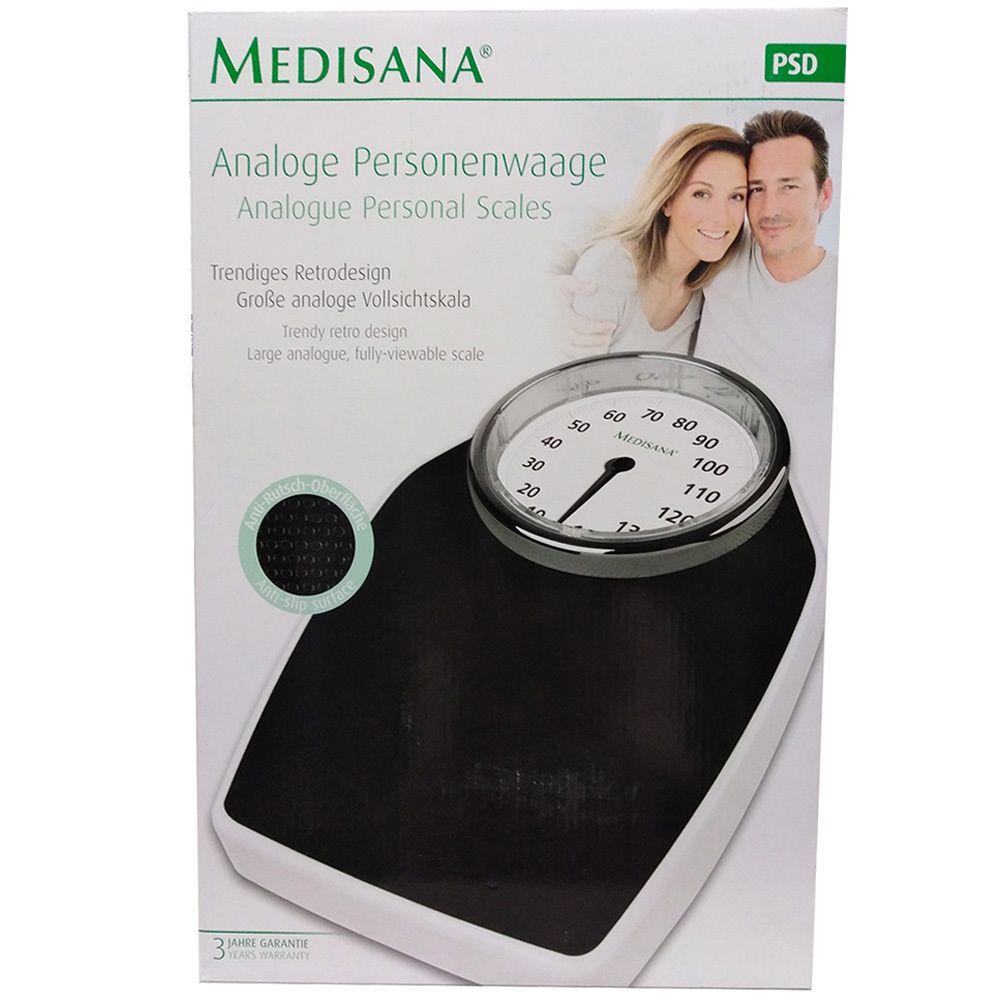 Medisana Bilancia Pesapersone Analogica PSD 1 pz Apparecchi