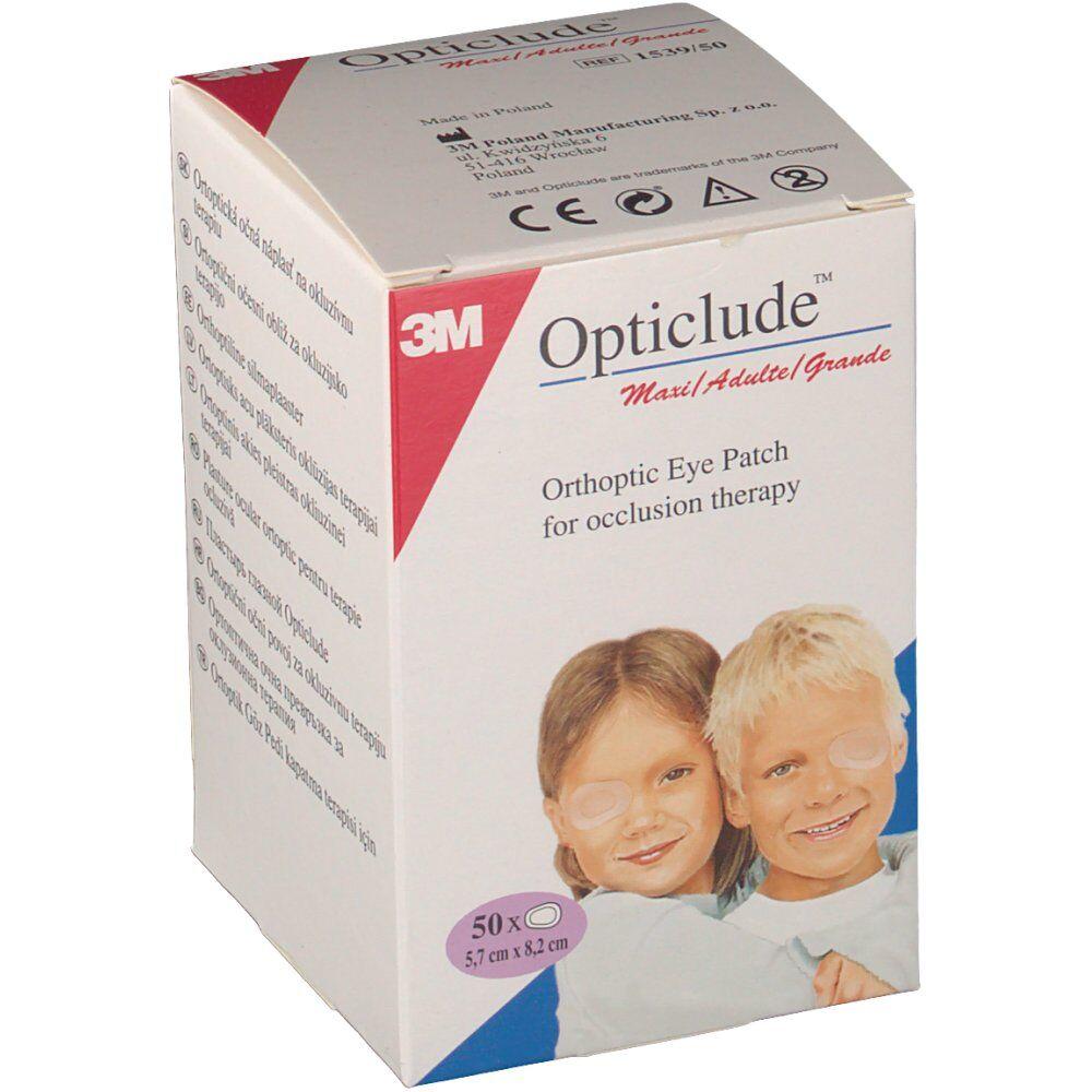 3M Opticlude™ Cerotto Oculare per Terapia Occlusiva 50 8711428075434