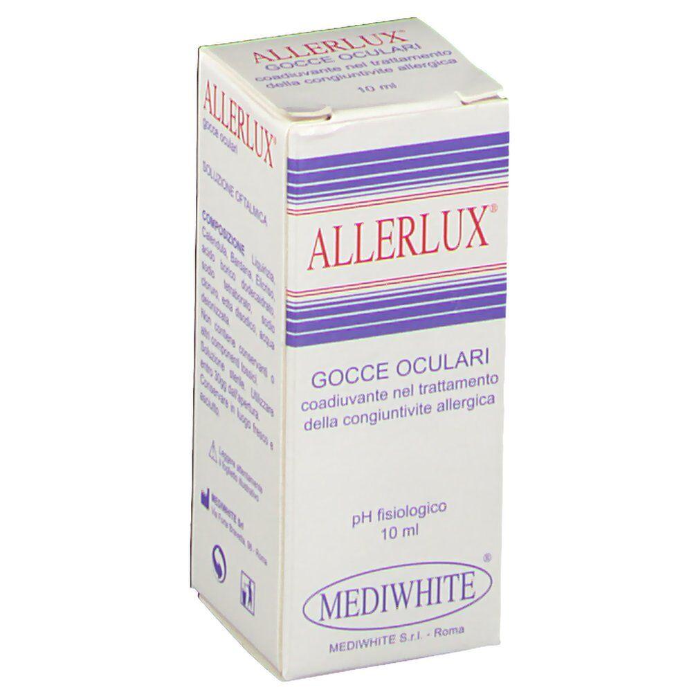 Mediwhite Srl ALLERLUX® Gocce oculari 10