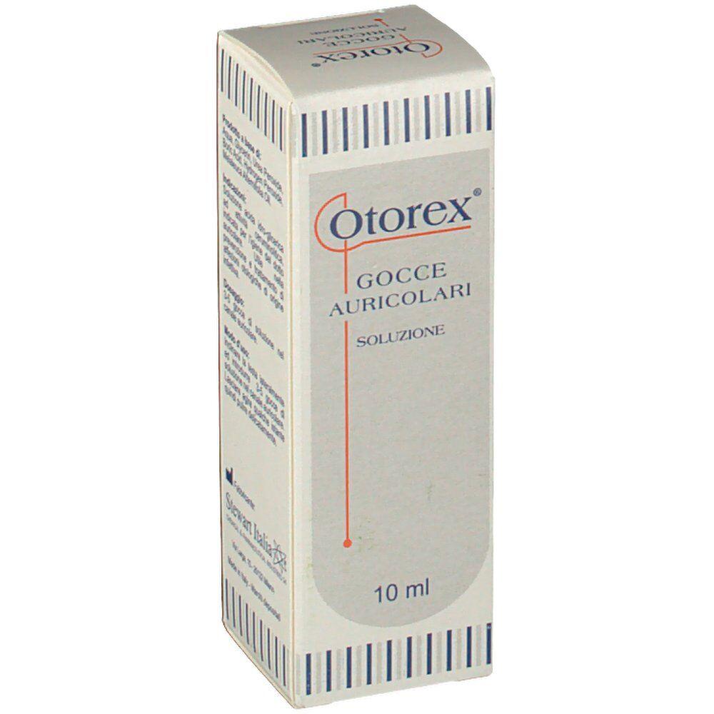 Stewart Italia Srl Otorex® Gocce Auricolari 10