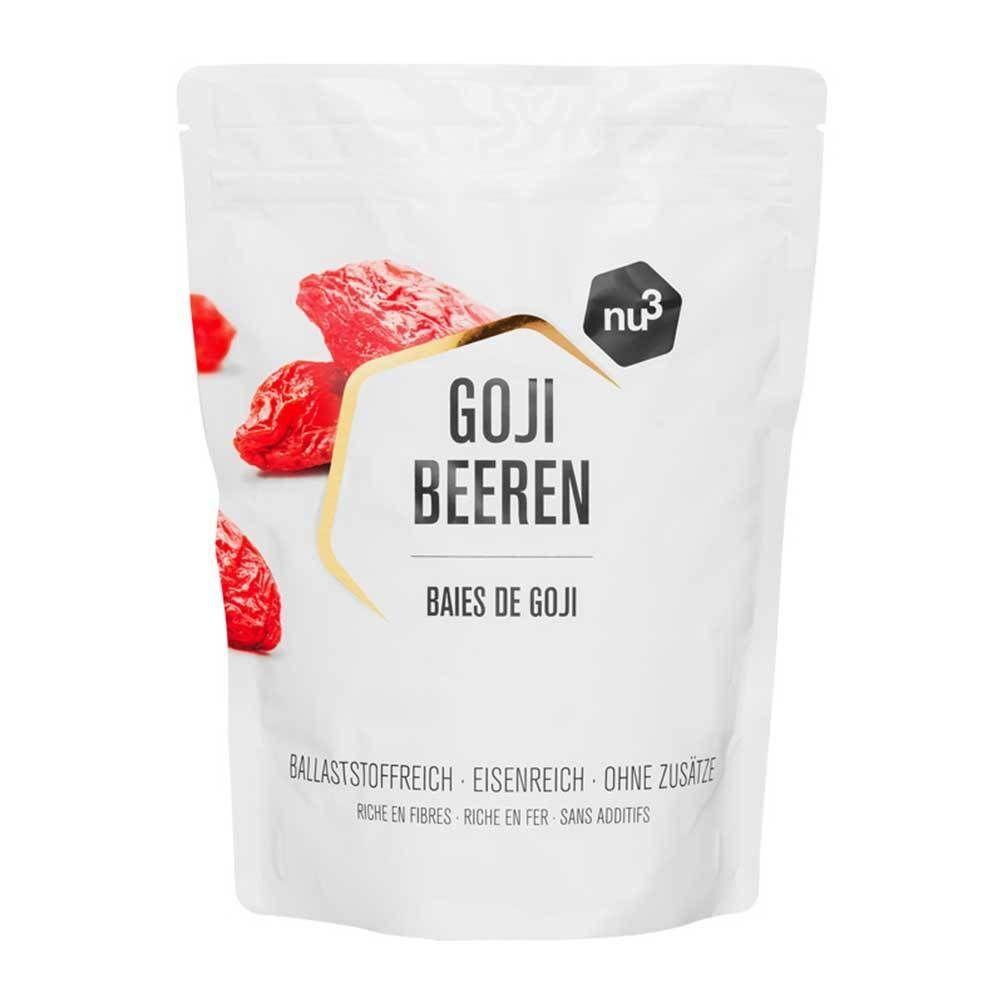 nu3 Bacche di Goji 500 g Frutta