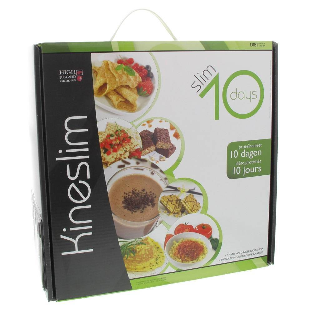 Omega Well-Being Kineslim Slim 10 Days Promo Lowered Price 1 5420029541059