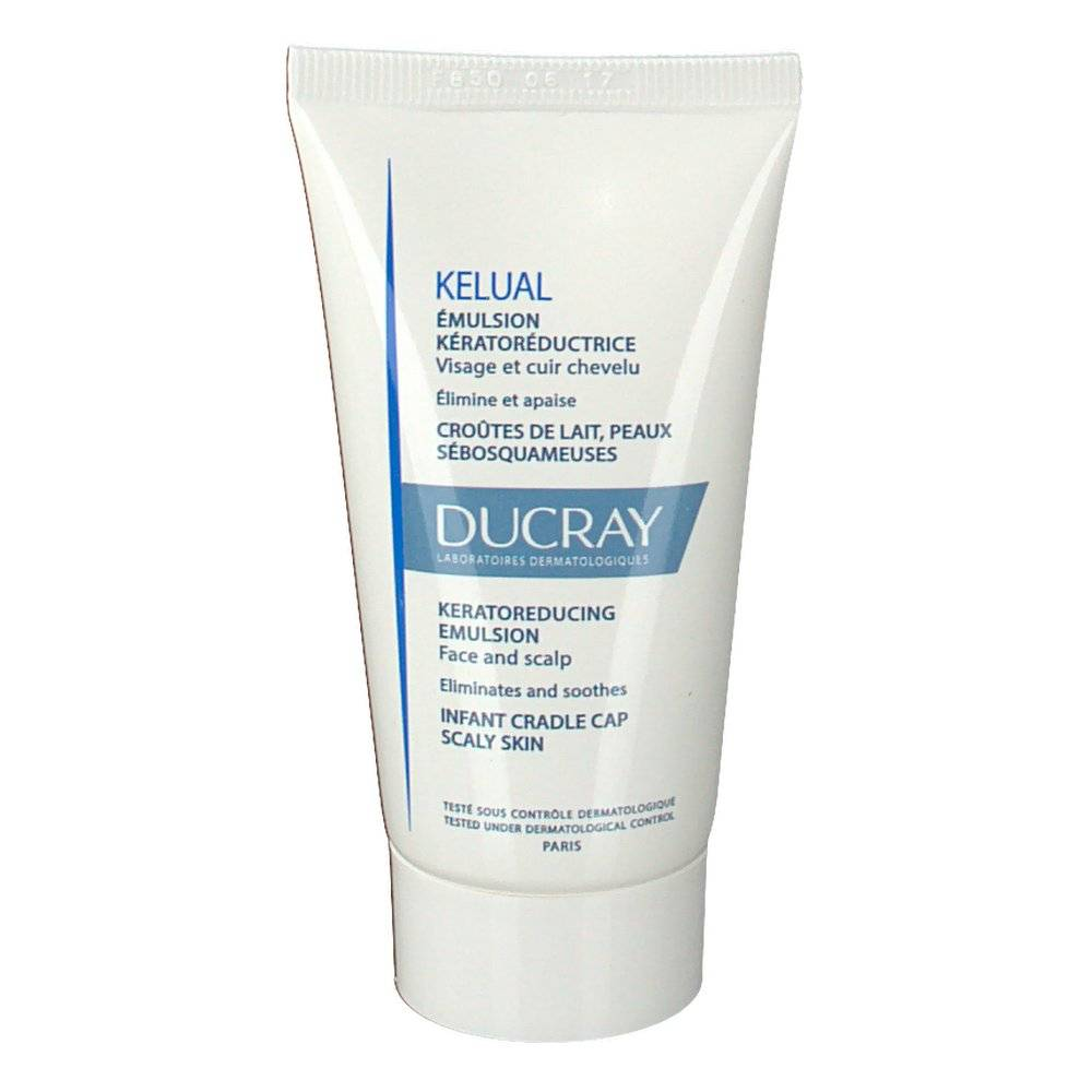 Ducray Kelual Emulsione Capelli 50 ml