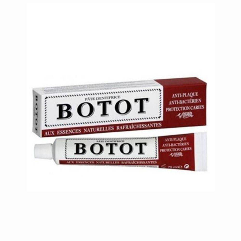 L.manetti-H.roberts & C. SpA BOTOT Pasta Dentifricia 75 ml Crema dentale