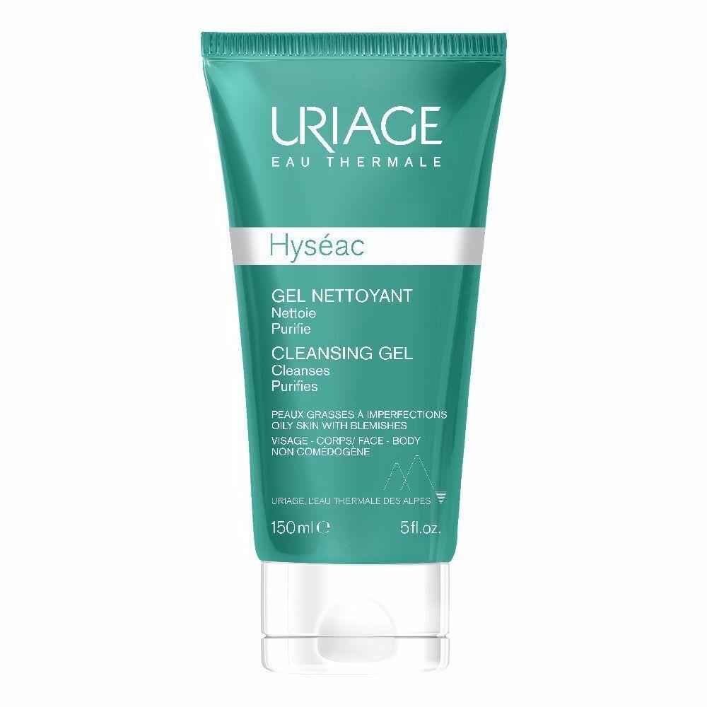Uriage Hyséac Gel Detergente 150 ml Gel detergente