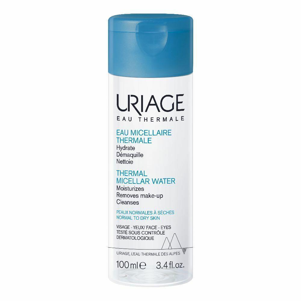 Uriage Acqua Micellare Termale Pelle Normale o Secca 100 ml 100 ml Loz