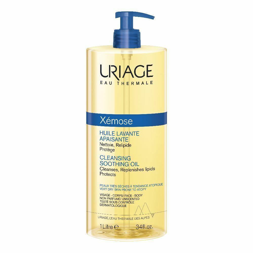 Uriage Xémose Olio Detergente Lenitivo 1L 1 l Olio