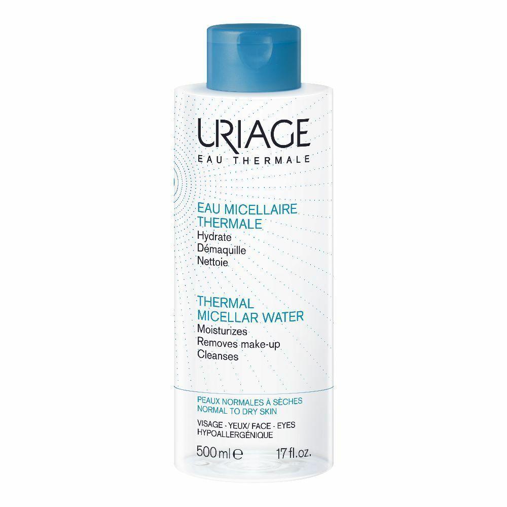 uriage acqua micellare termale pelle normale o secca 500 ml 500 ml loz