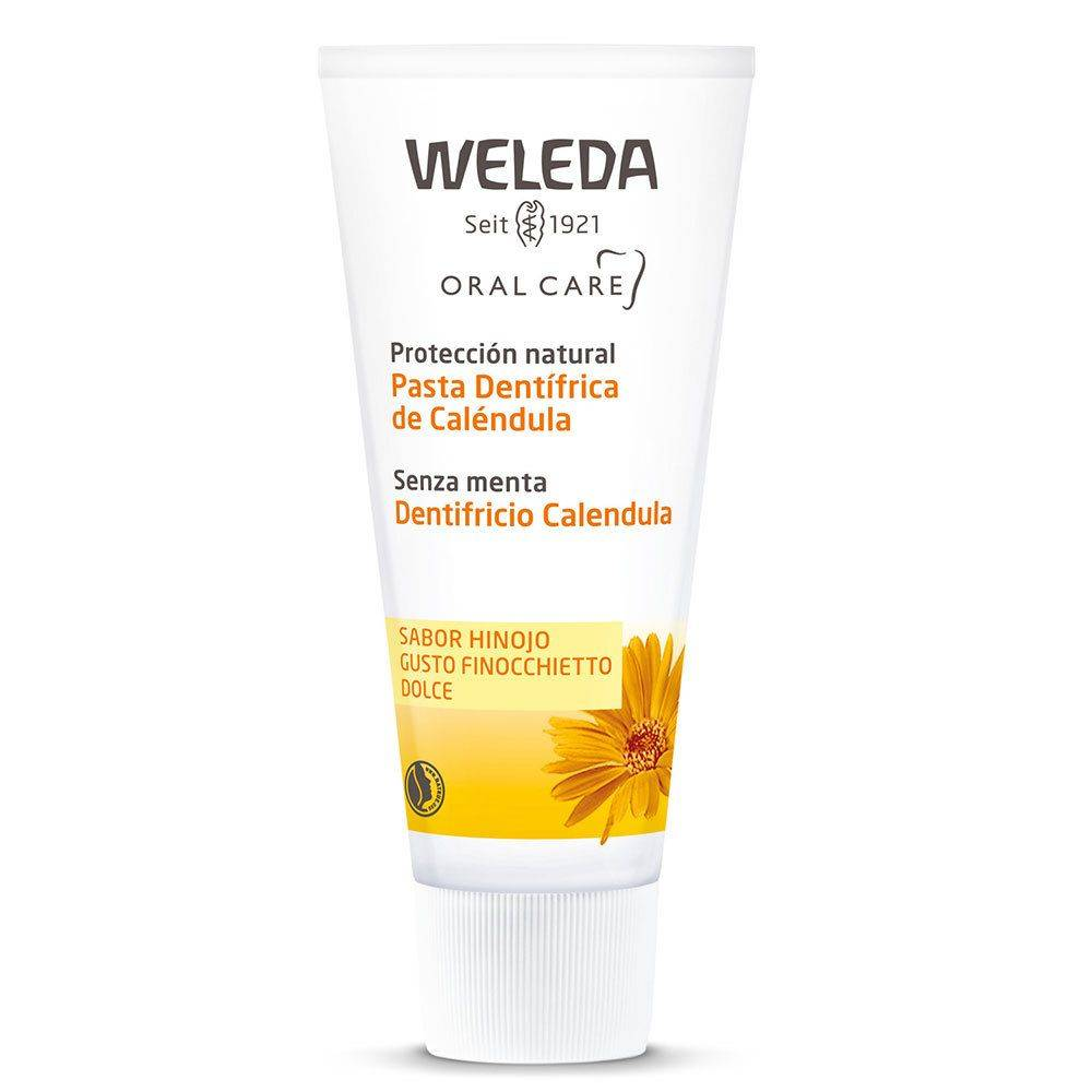 Weleda Dentifricio Calendula 75 ml