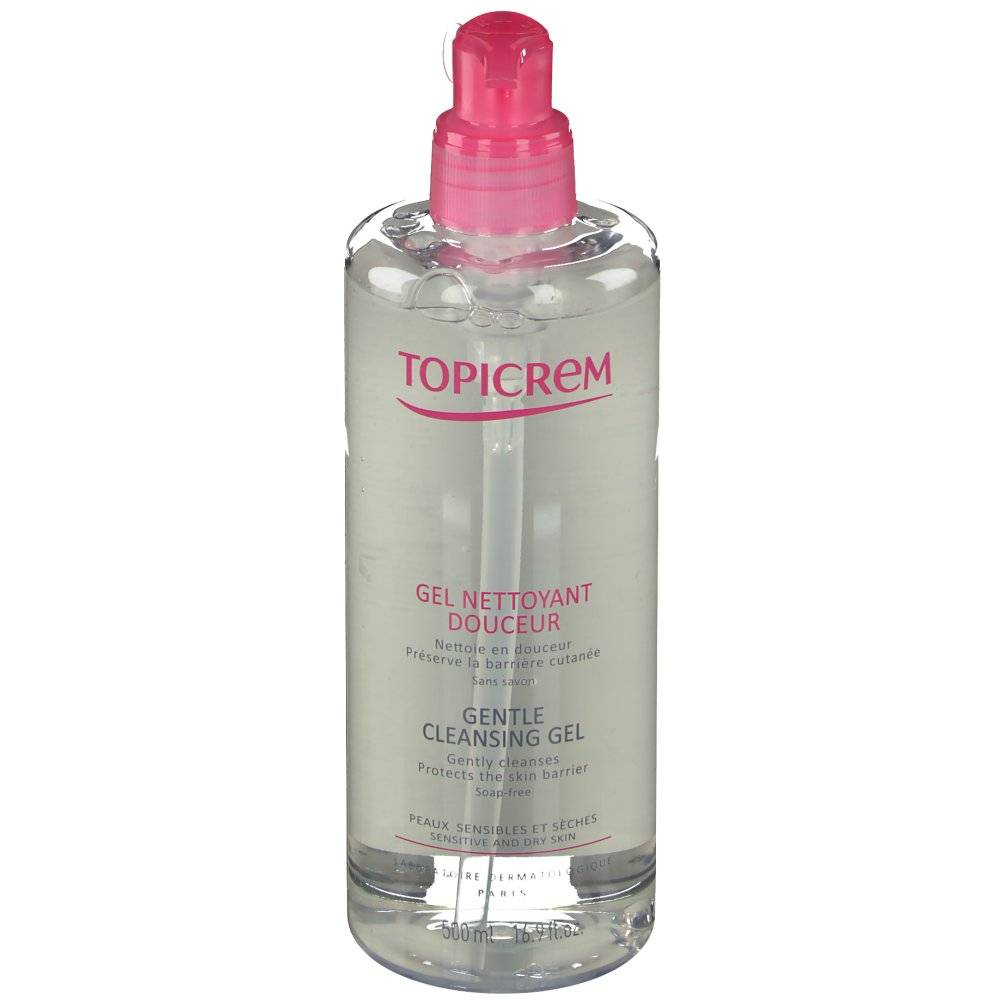 ACP Topicrem Cleanser Dermo Protect 500 3700281702415