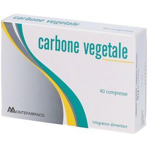 Montefarmaco OTC SpA Montefarmaco OTC Carbone Vegetale 40 Compresse 40 pz Compresse