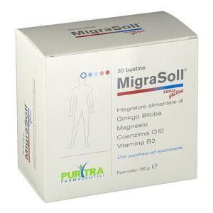 Purytra Farmaceutici SpA MigraSoll® Bustine 30 pz Bustina