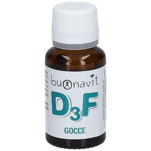 Buona vit D3F 12 ml Gocce orali