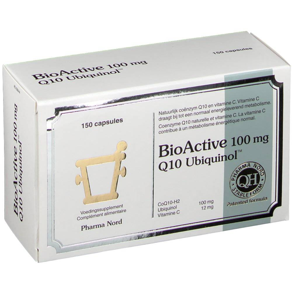 Pharma Nord BioActive Q10 100mg 150