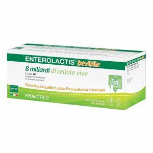 Enterolactis ® Bevibile 12X10 ml Ampolle potabili