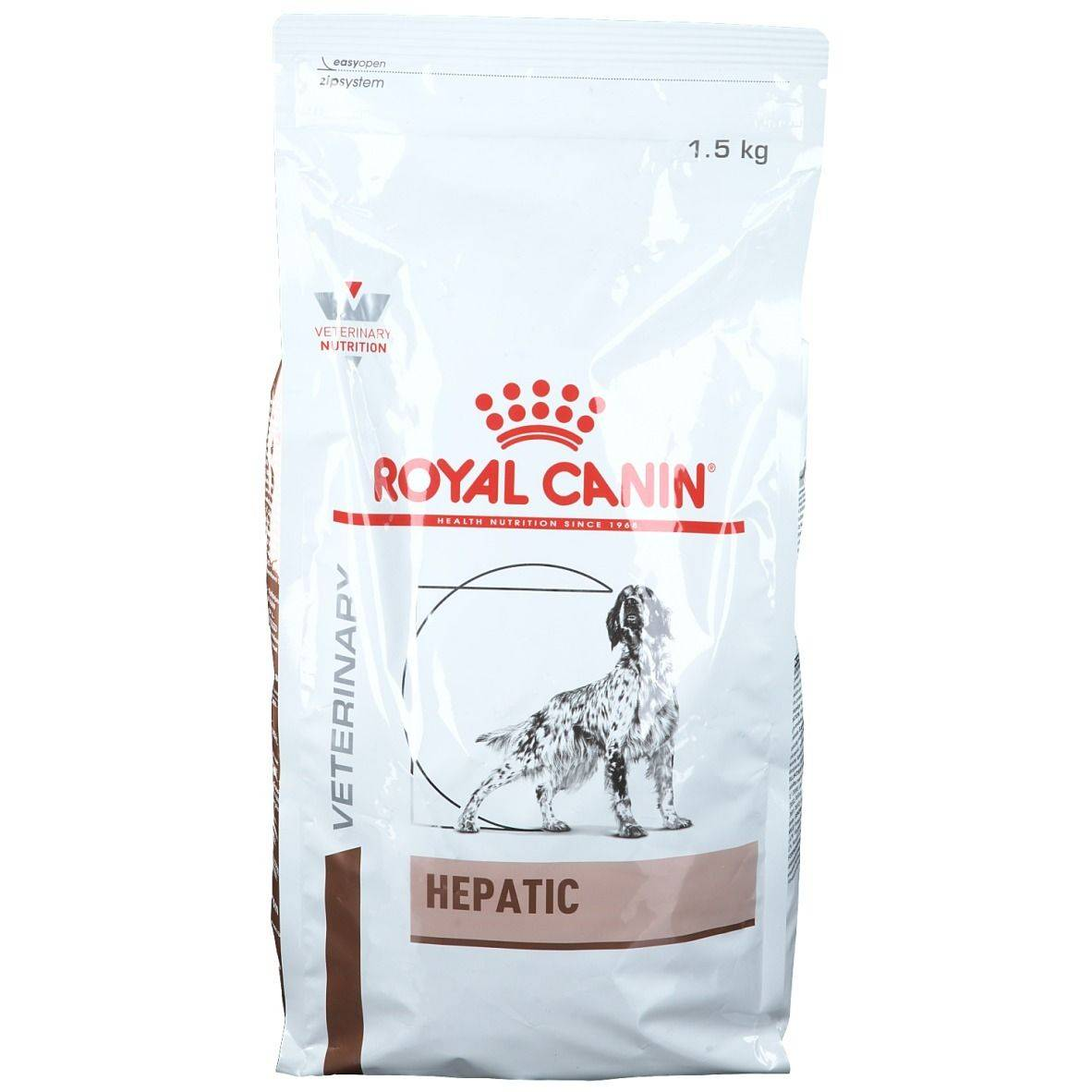 Royal Canin Hepatic Cane Adulto 1,5 kg Mangime