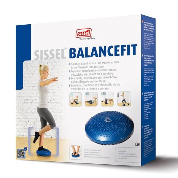 Sissel Benelux Sissel Balance Practice Discus 34cm bl 1 4250694703961