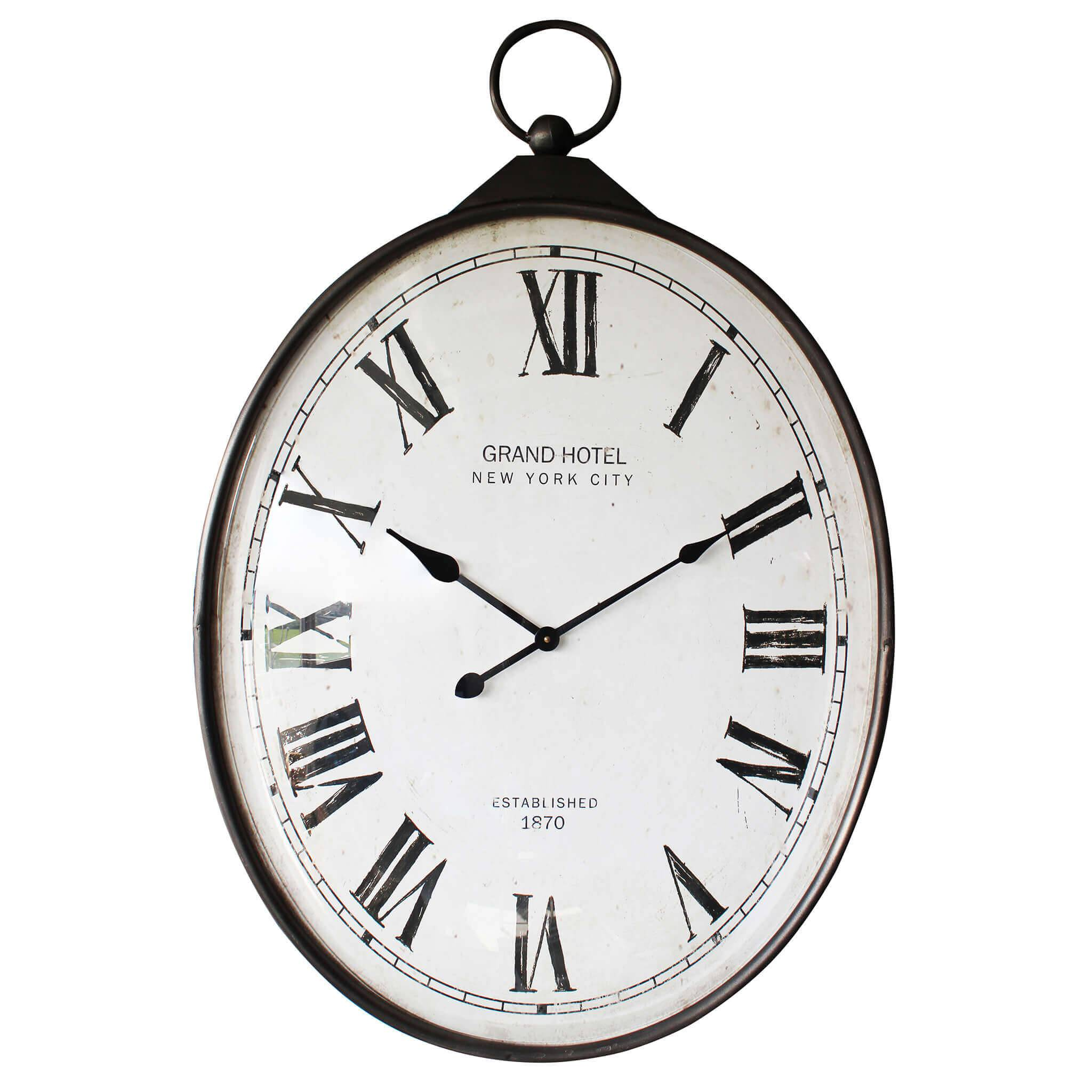 Milani Home EASTON - orologio da parete xl