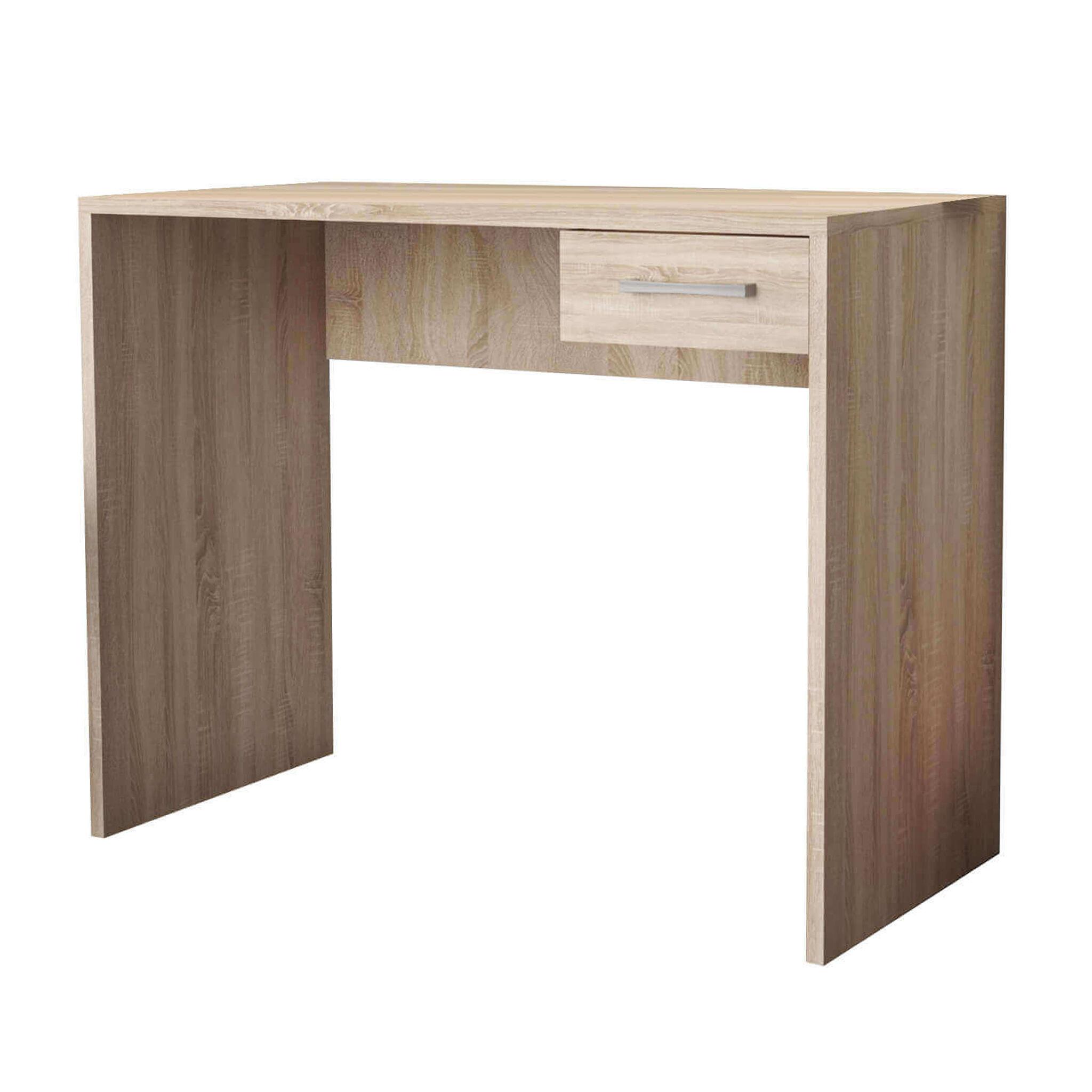 Milani Home DIOCLEZIANO - scrivania con cassetto 90x45x74 h