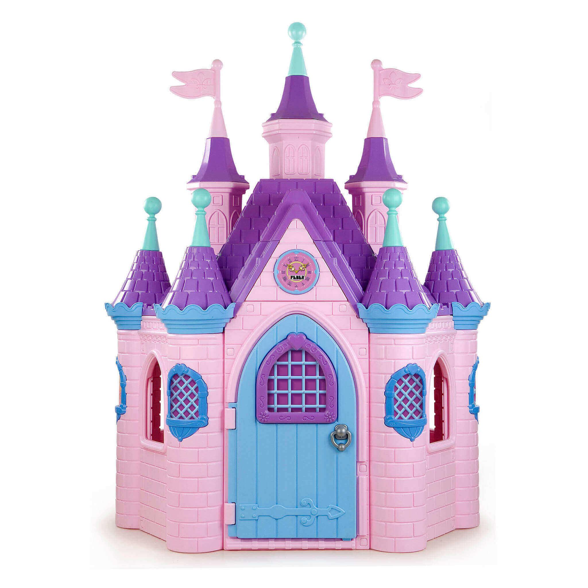 milani home super palazzo - casetta da giardino per bambini