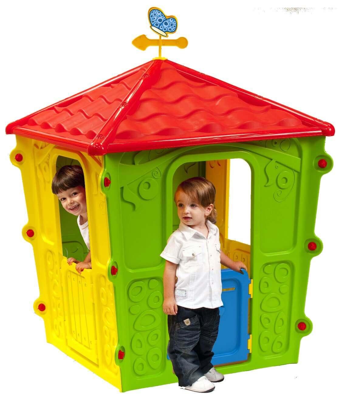 Milani Home COUNTRY - casetta gioco per bambini