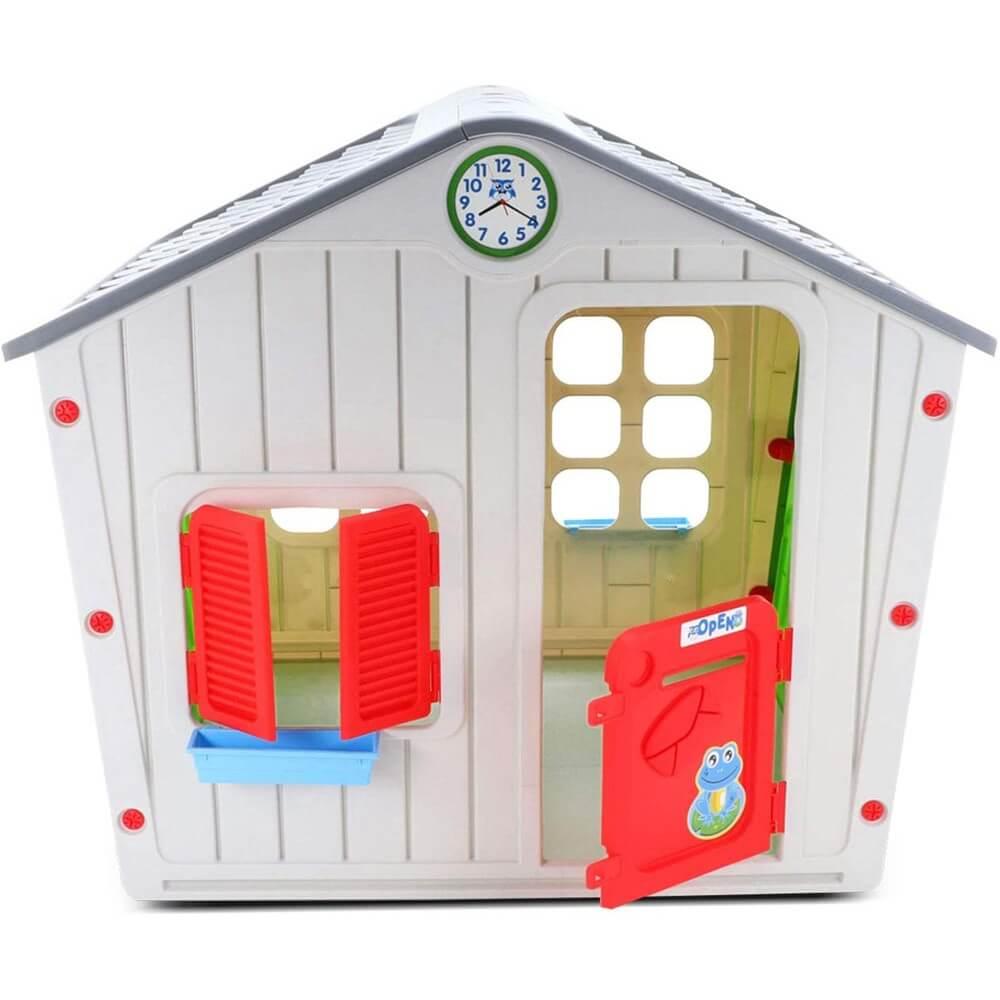 Milani Home VILLAGE - casetta da giardino per bambini