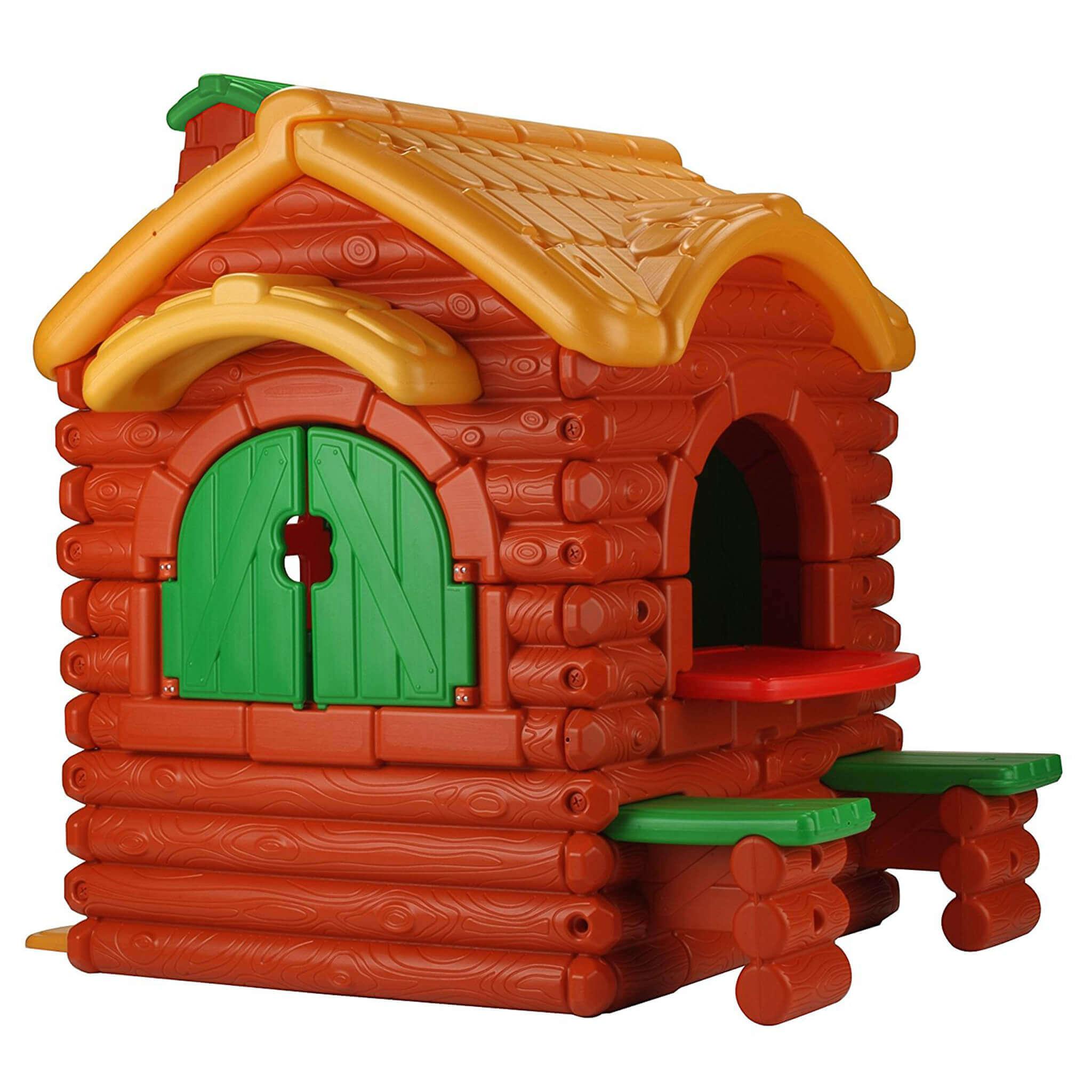 milani home woodland cottage - casetta con suoni da giardino per bambini