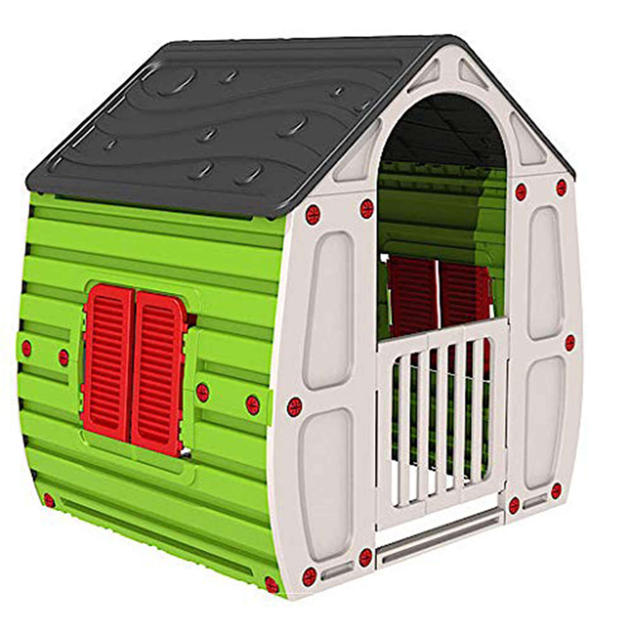 Milani Home MAGICA - casetta da giardino per bambini