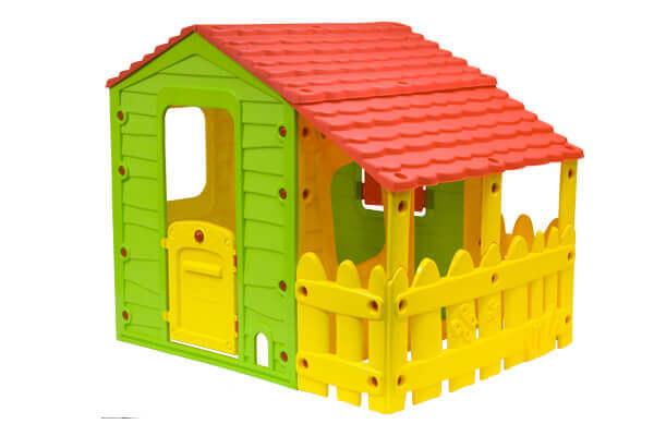 Milani Home FAVOLA - casetta da giardino per bambini