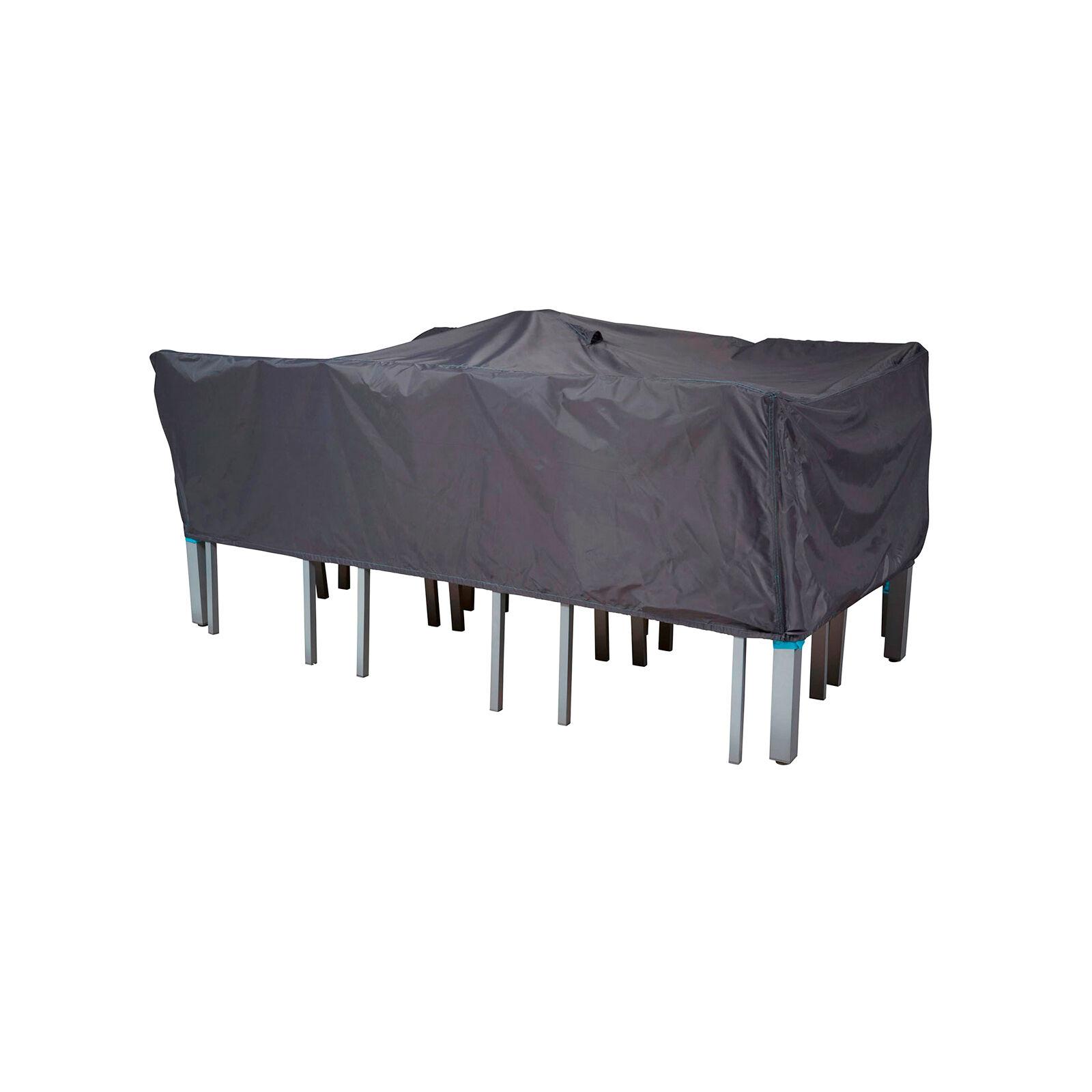 milani home copertura - telo di copertura tavolo cm 180x110x60 h