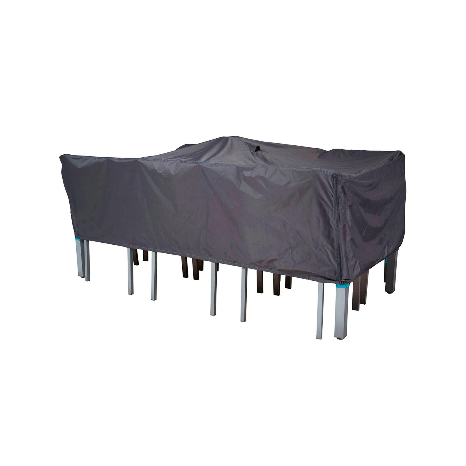 milani home copertura - telo di copertura tavolo cm 200x130x60 h