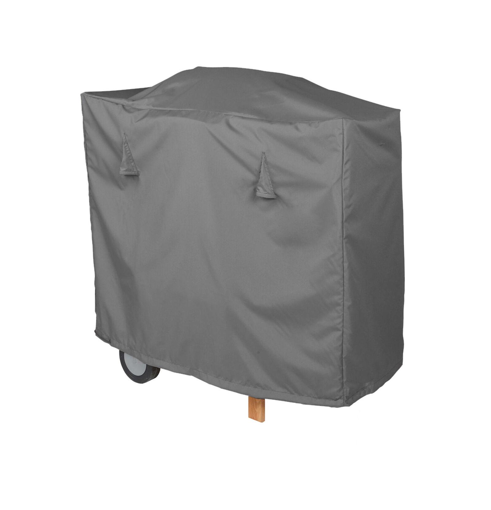 milani home copertura - telo di copertura barbecue cm 102x46x92 h