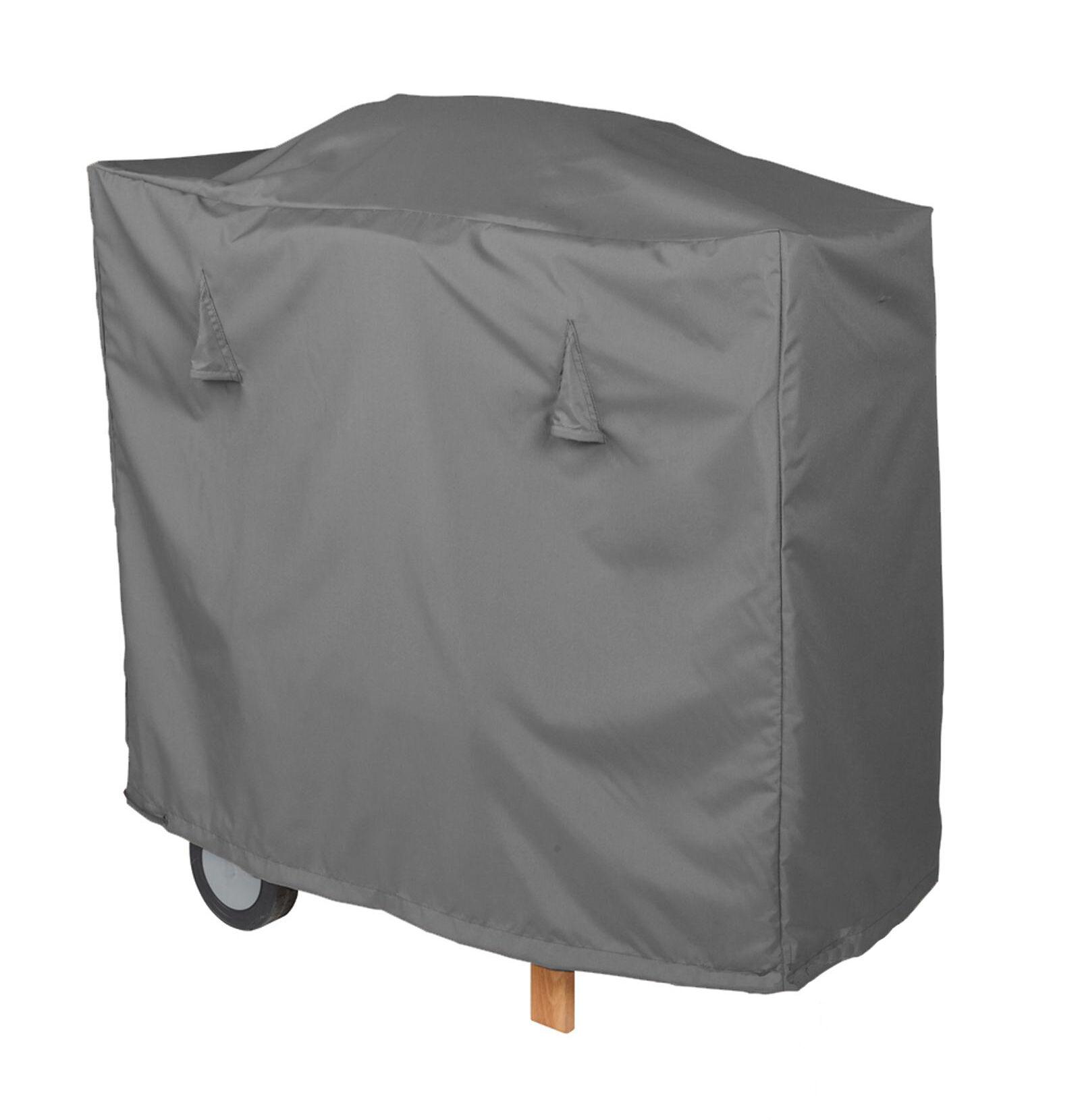 milani home copertura - telo di copertura barbecue cm 150x60x90 h