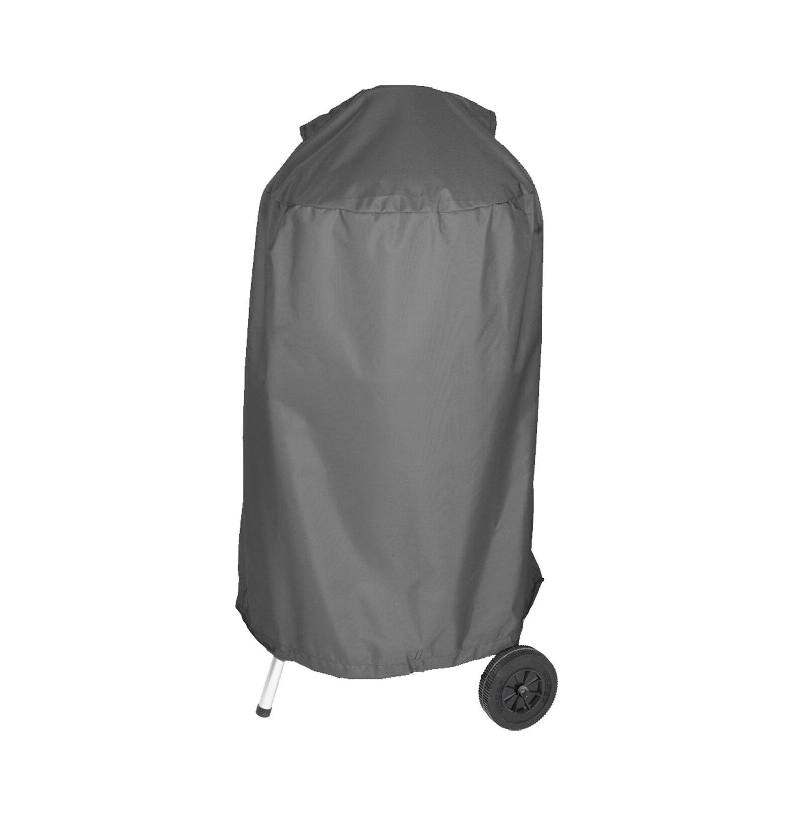 milani home copertura - telo di copertura barbecue rotondo cm diam. 60x80 h