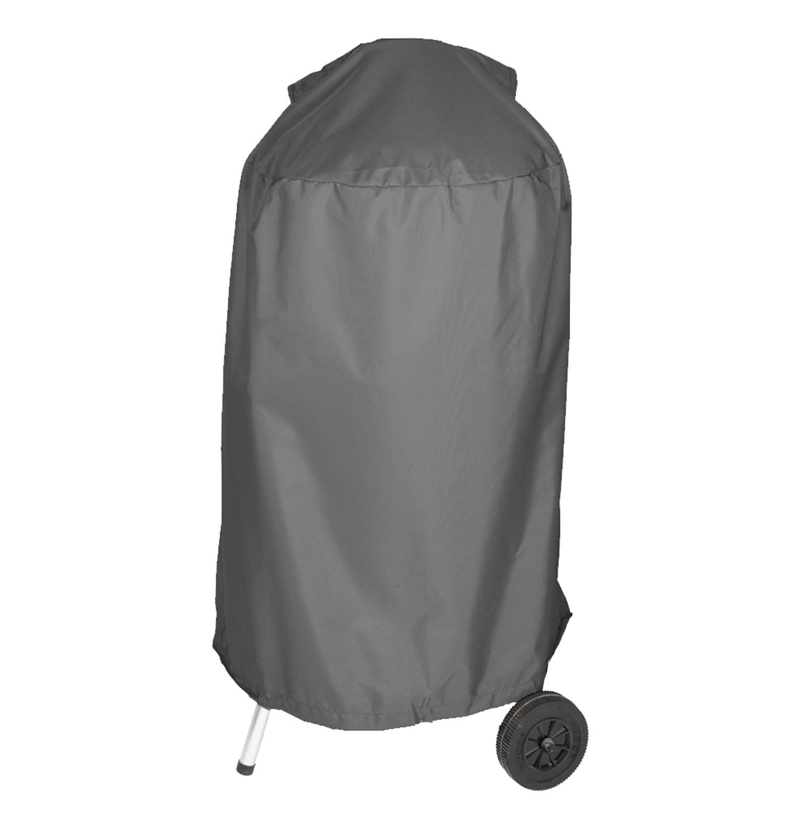 milani home copertura - telo di copertura barbecue rotondo cm diam. 70x80 h