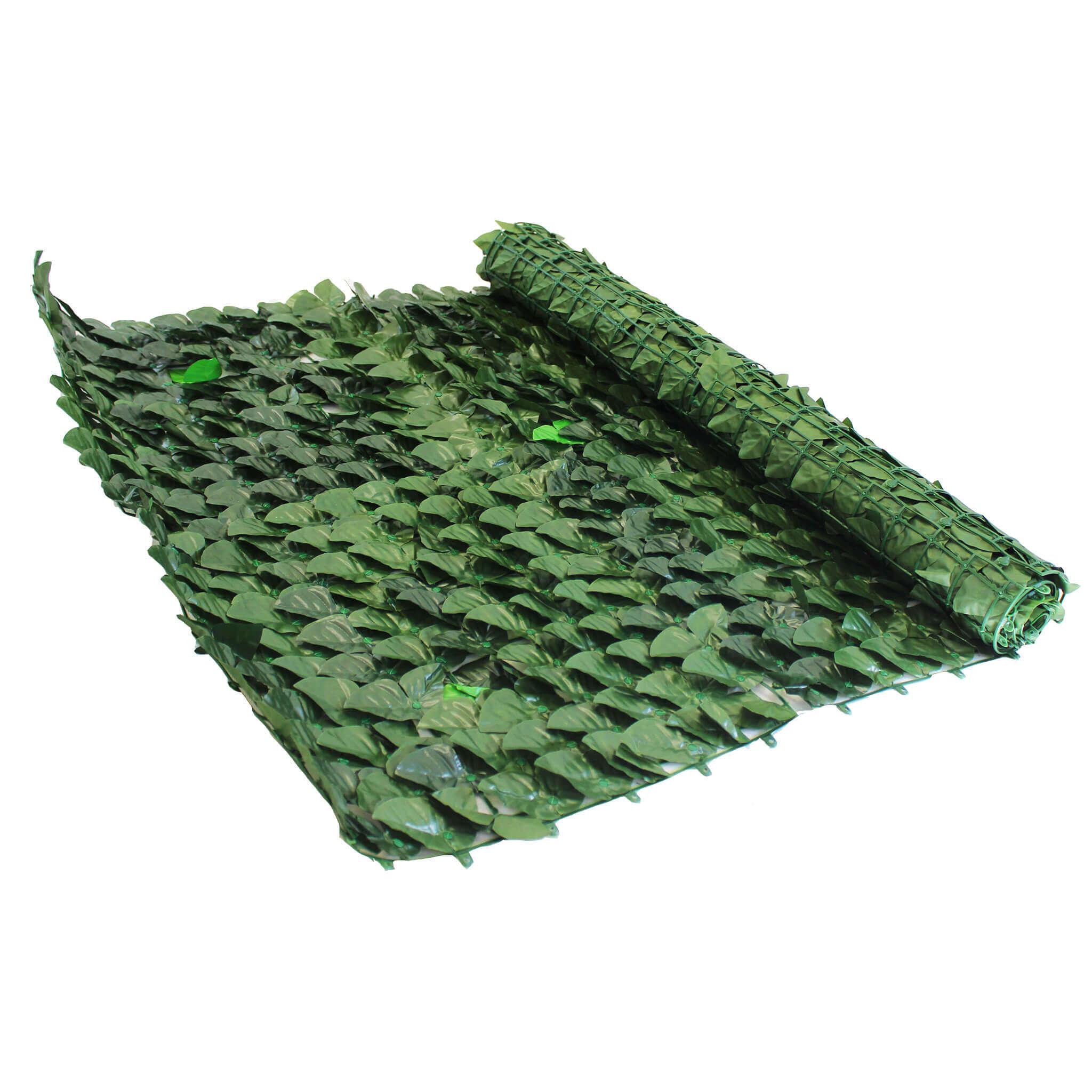 Milani Home Siepe artificiale in rotolo 150 x 300