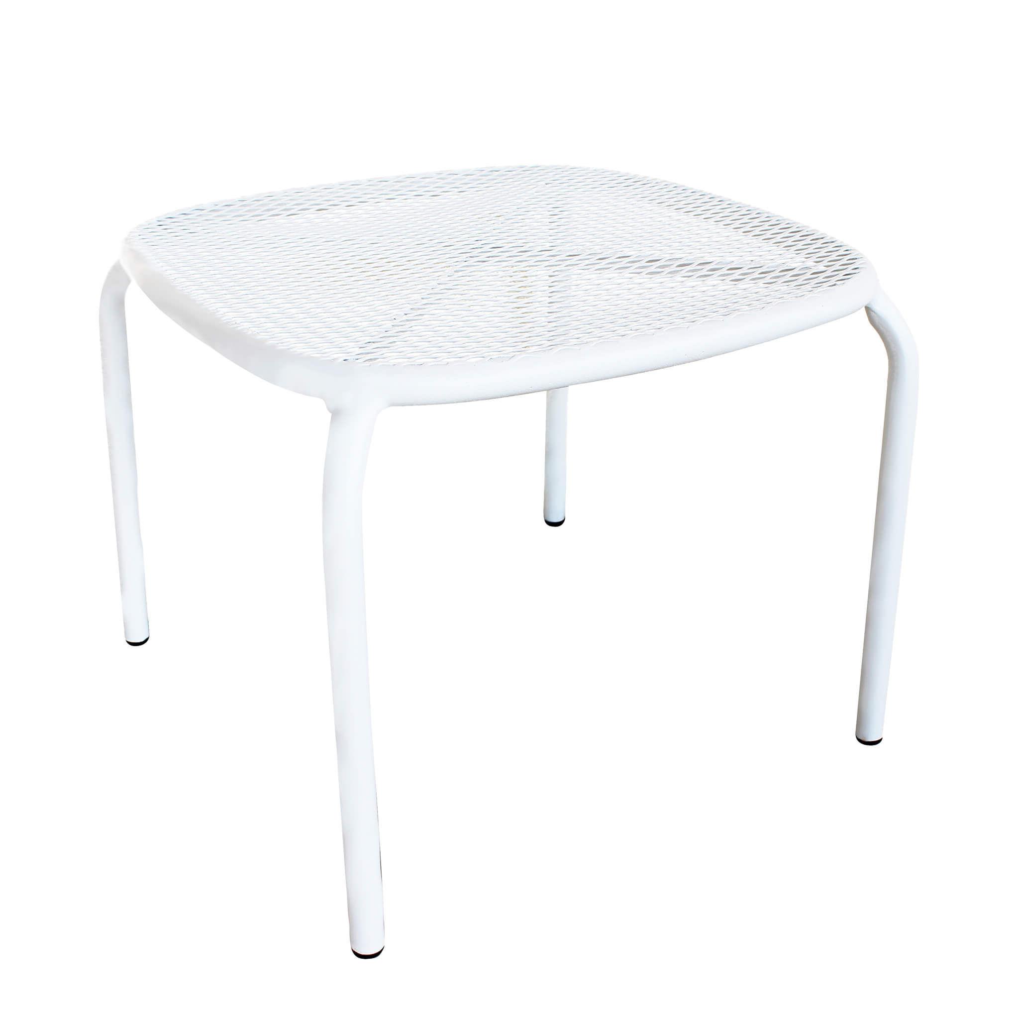 Milani Home MIDDLE - tavolo da giardino in metallo