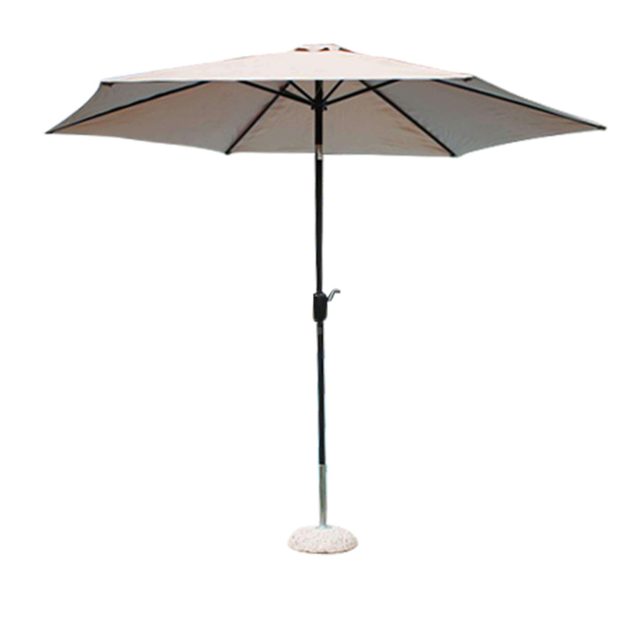 Milani Home MARITUS - ombrellone da giardino ø 3 palo centrale