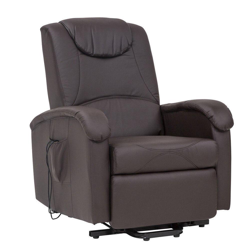 Milani Home Chill - poltrona massaggiante alzapersona