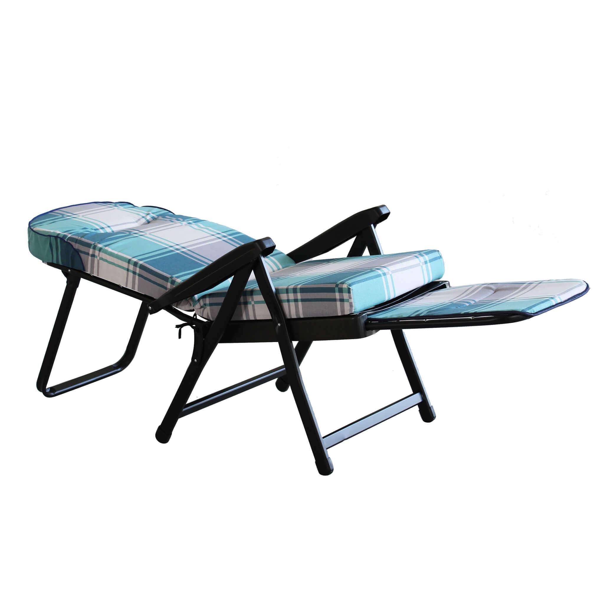 milani home yen - poltrona sdraio relax reclinabile