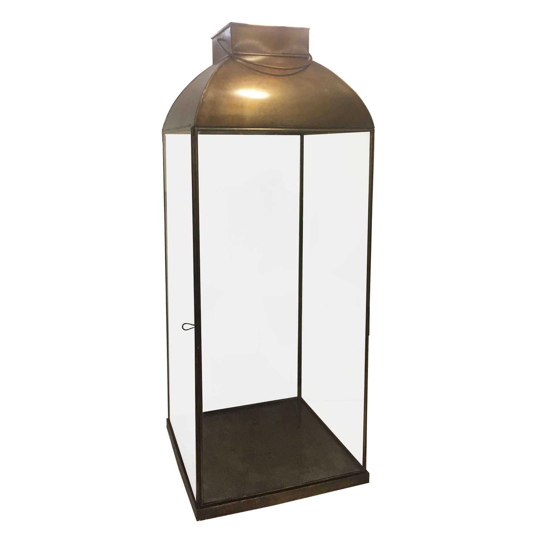 Milani Home CHANEL - lanterna in vetro e metallo