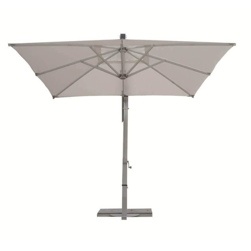 Milani Home VICTOR - ombrellone da giardino 3 x 4 decentrato