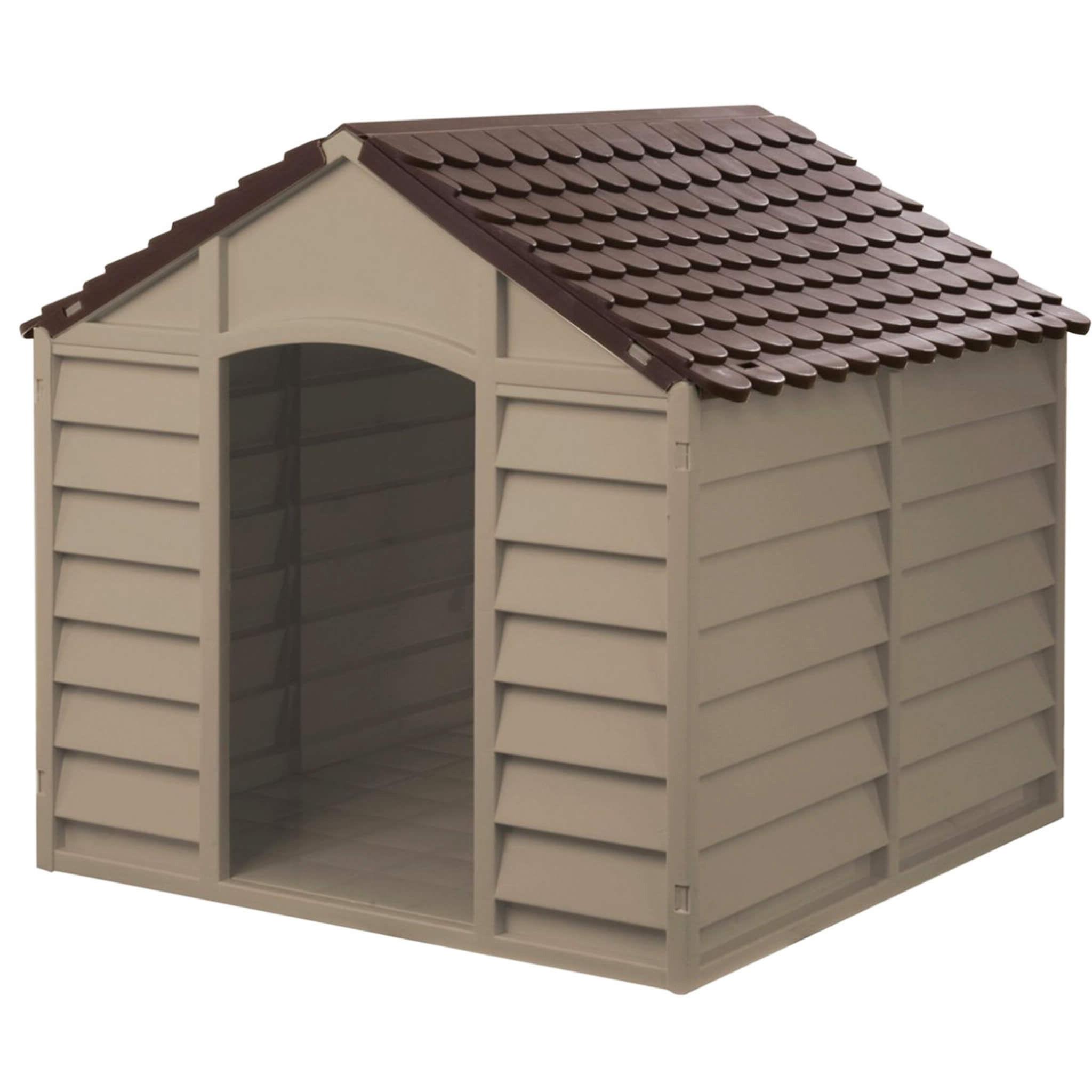 Milani Home SPARKY - cuccia per cani di taglia medio piccola 72x71,5x68