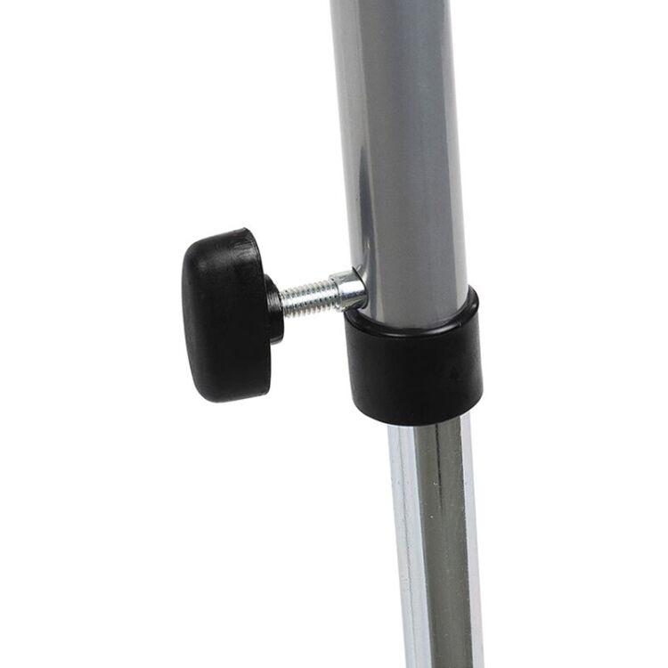 Milani Home PROFESSIONAL - tavolino da campeggio pieghevole salvaspazio 80x60
