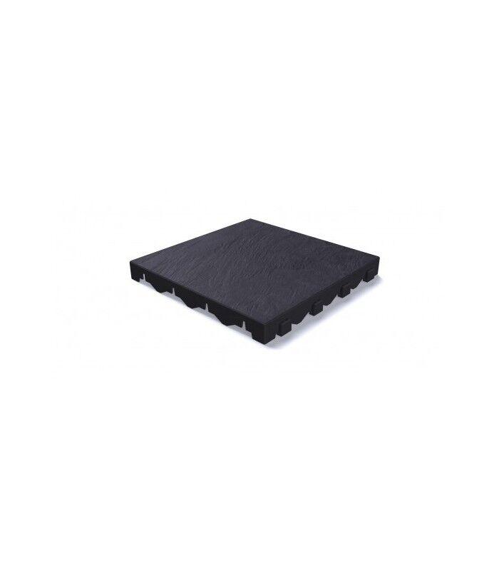 Grosfillex S.r.l. Pavimento Per Casette Giardino Pvc Da 5mq Composto Da Piastrelle Sintetiche Ad Incastro Grosfillex