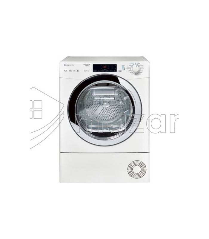 Candy Gvsf H10a2tcex-01 A++, 10kg, 115l, 282 Kwh, 66 Db, Bianco