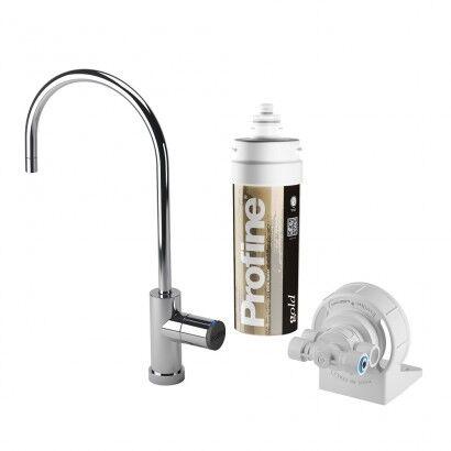 Think: Water Think Water Kit Installazione Ultra Filtrazione Acqua Serie Profine Gold Portata Acqua 5 Litri Al Minuto