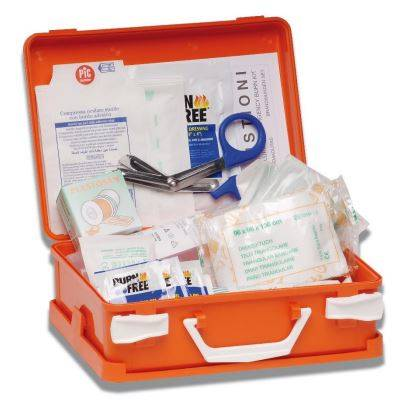 ttmed kit di pronto soccorso ustioni pvs