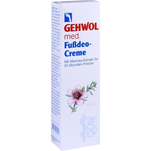 Gewhol Crema deodorante per piedi GEHWOL med 75 ml
